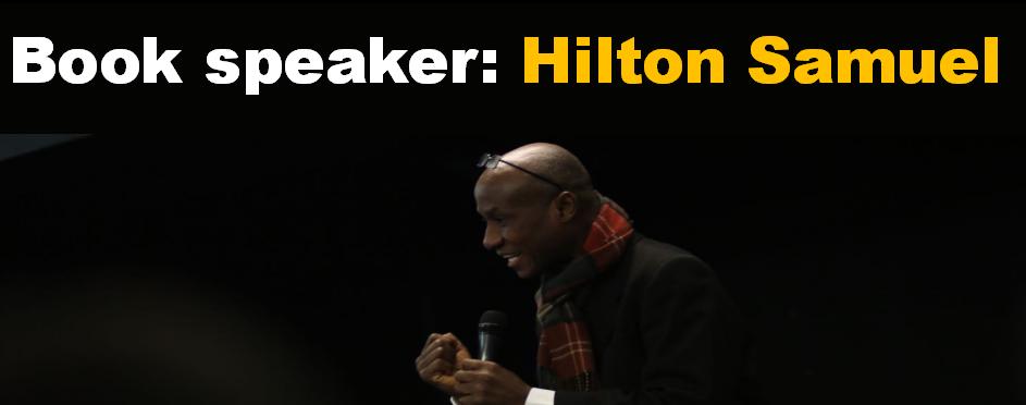 speaker hilton samuel